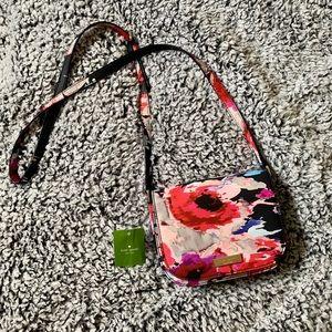 Kate Spade Carsen Crossbody- Blurry Floral
